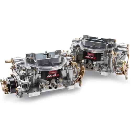 Edelbrock AVS2 Carburetors | JEGS