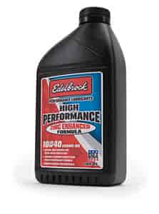 Edelbrock 1073 - Edelbrock High Performance Engine Oil