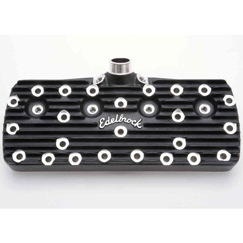 Edelbrock 11253 Ford Flathead Aluminum Cylinder Heads Black Finish 1940 Car Complete Wiring Harness