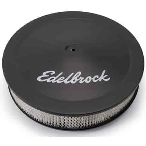 Edelbrock 1223 - Edelbrock Pro-Flo Air Cleaners