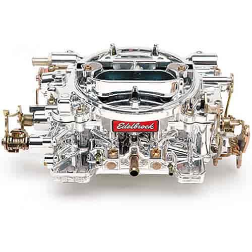 Electric Supercharger Cfm: Edelbrock 140545 Performer Carburetor