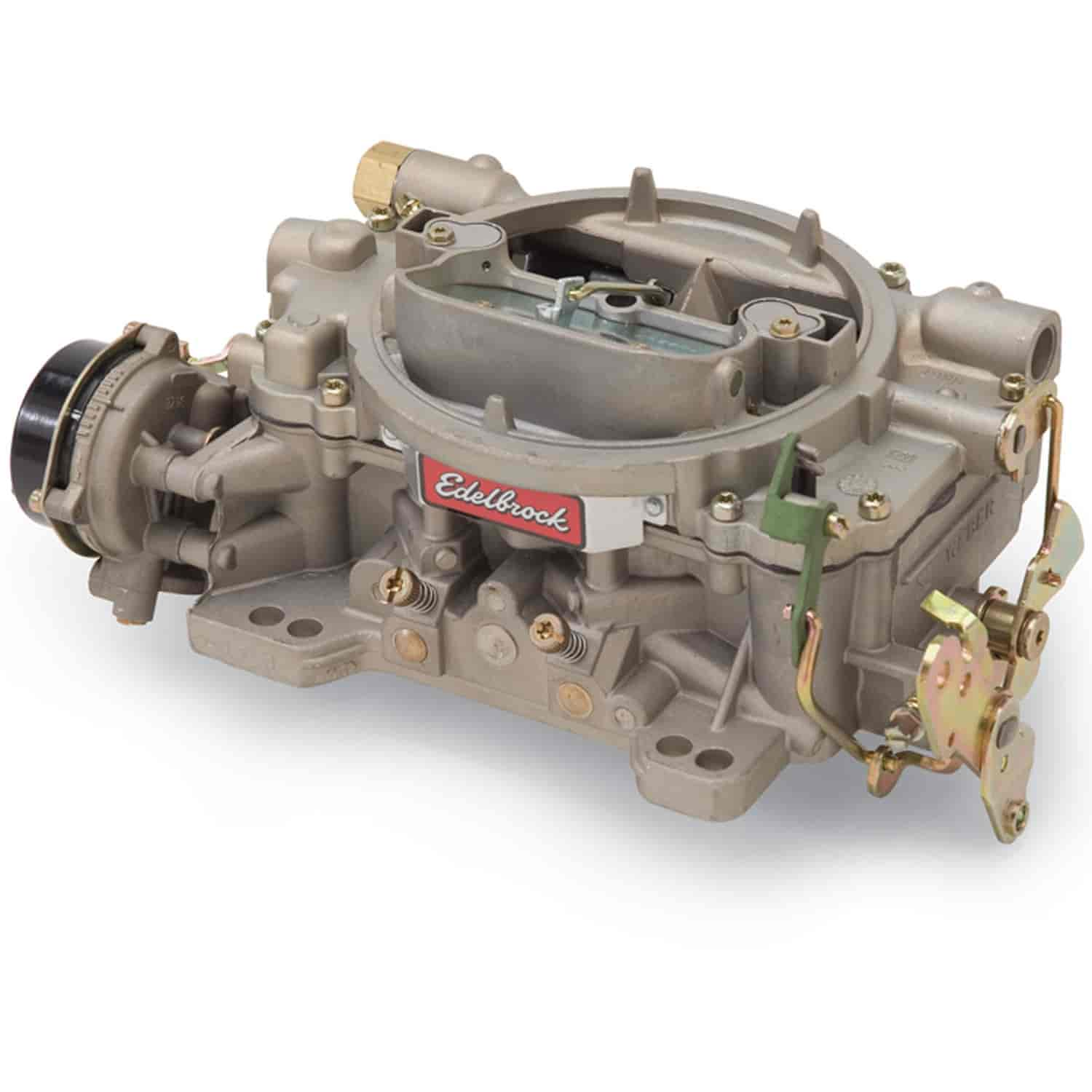 Edelbrock 1409 Marine 600 CFM Carburetor w Electric
