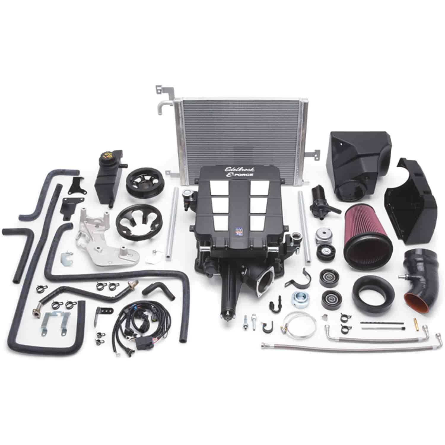 Edelbrock 1531 E Force Stage 3 Pro Tuner Supercharger System 2006 Throttle Body Wiring Harness 2007 Chrysler 300