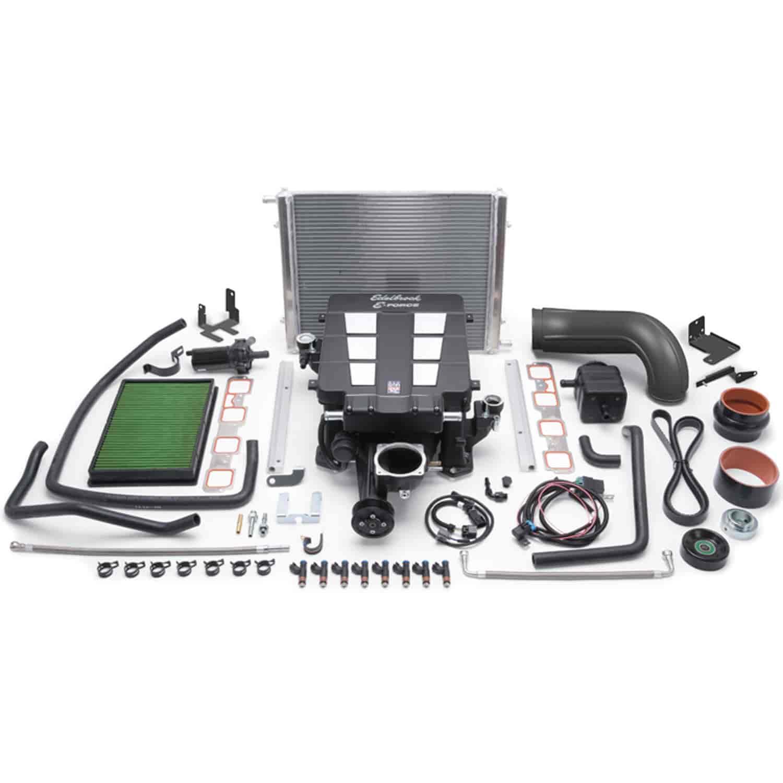 Edelbrock 15380 E Force Stage 1 Supercharger System 2009 2014 57l 2012 Dodge Ram Oil Pump
