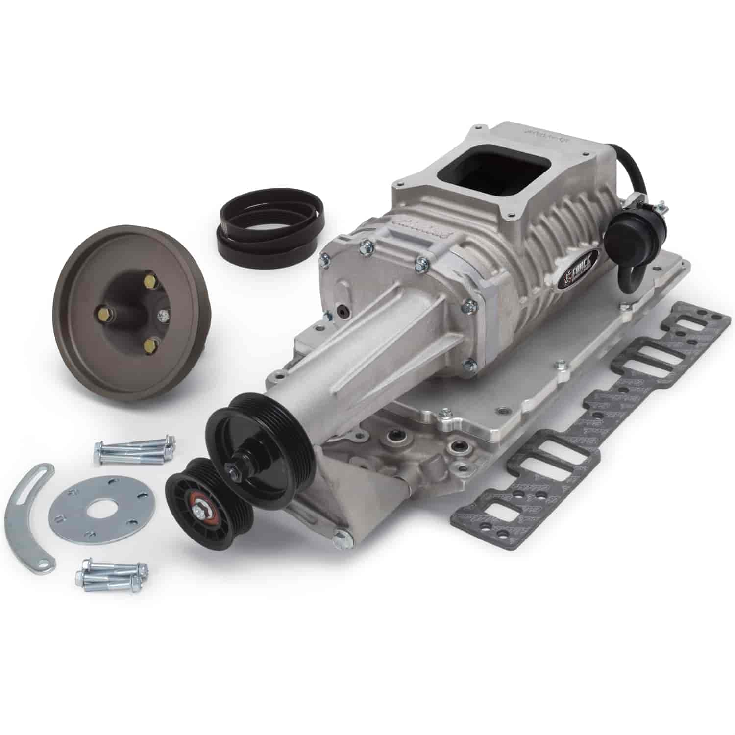 Trailer Hitches For Sale >> Edelbrock 1551: E-Force 122 Supercharger Kit | JEGS