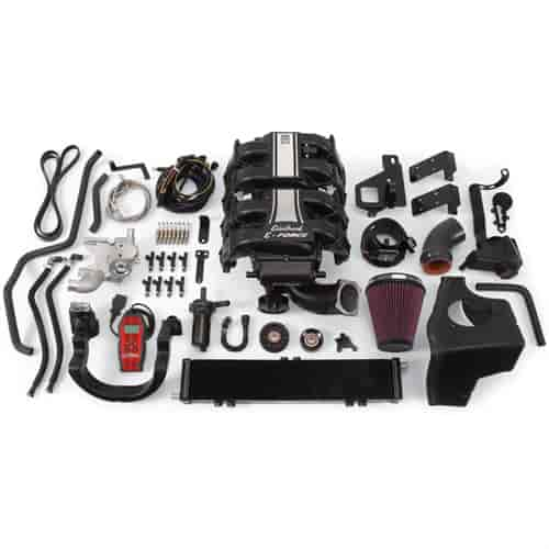 Edelbrock 1581 - Edelbrock E-Force Supercharger Kit For Ford F-150