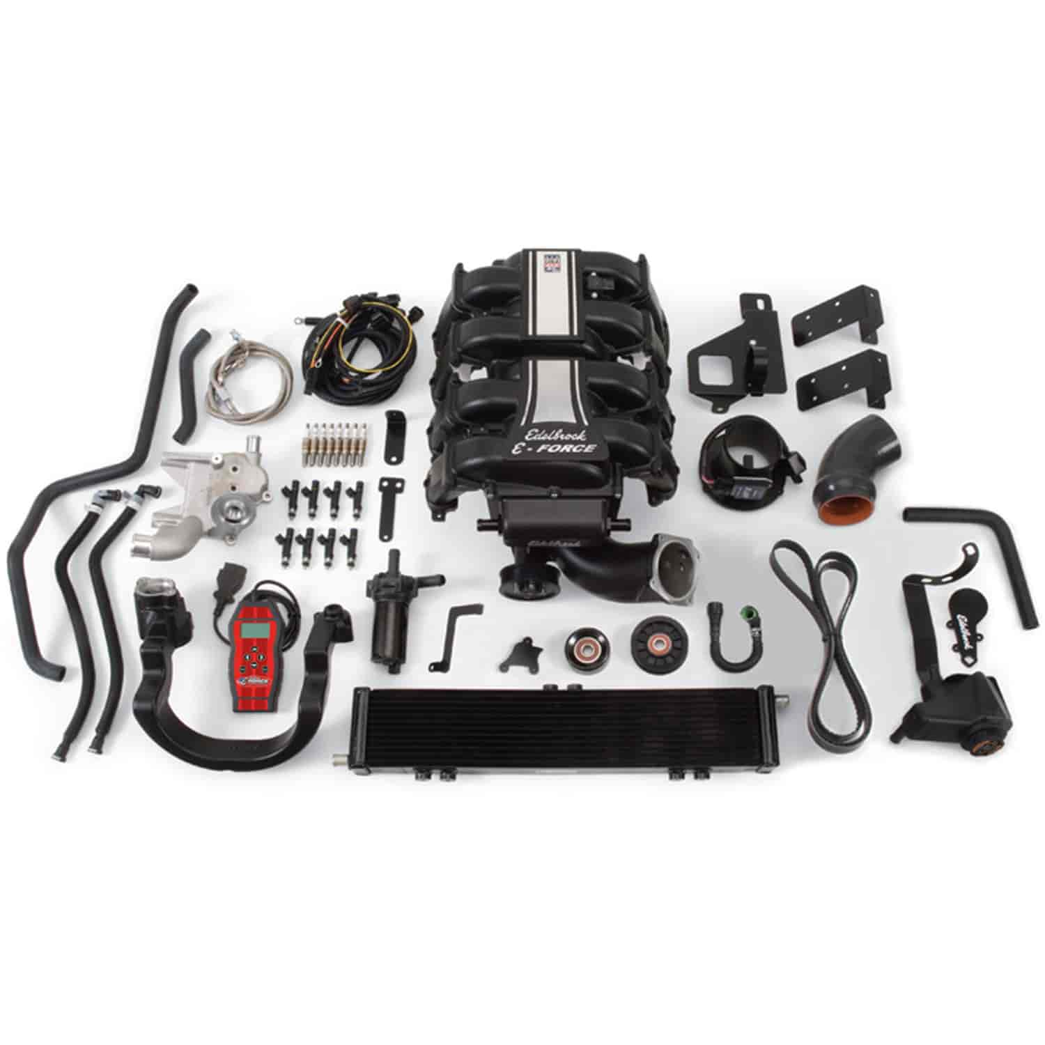 Edelbrock 1583 - Edelbrock E-Force Supercharger Kits for Ford F-150