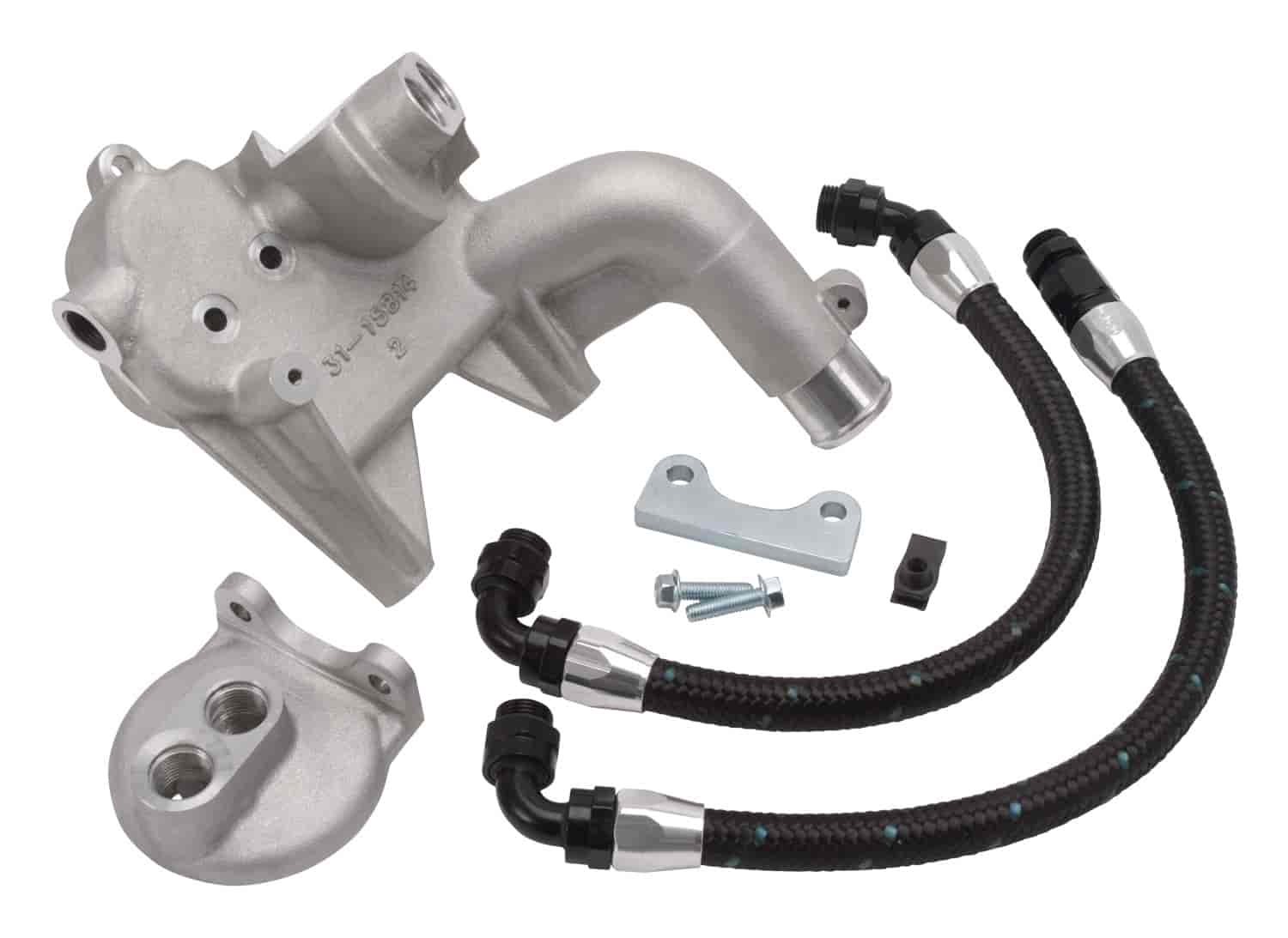 Edelbrock 15834 - Edelbrock E-Force Supercharger Kit For Ford F-150