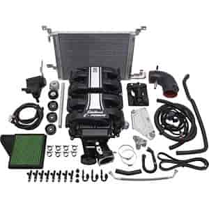 Edelbrock 15880 - Edelbrock E-Force Supercharger Kits for 2011-14 Mustang 5.0L