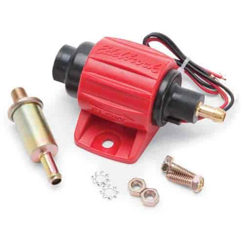 Edelbrock 17301 Edelbrock Universal Micro Electric Fuel Pump
