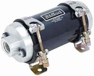 Edelbrock 1790 - Edelbrock Quiet-Flo EFI In-Line Electric Fuel Pump