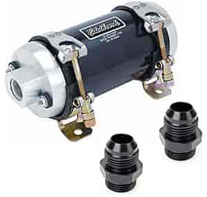 Edelbrock 1790K - Edelbrock Quiet-Flo EFI In-Line Electric Fuel Pump