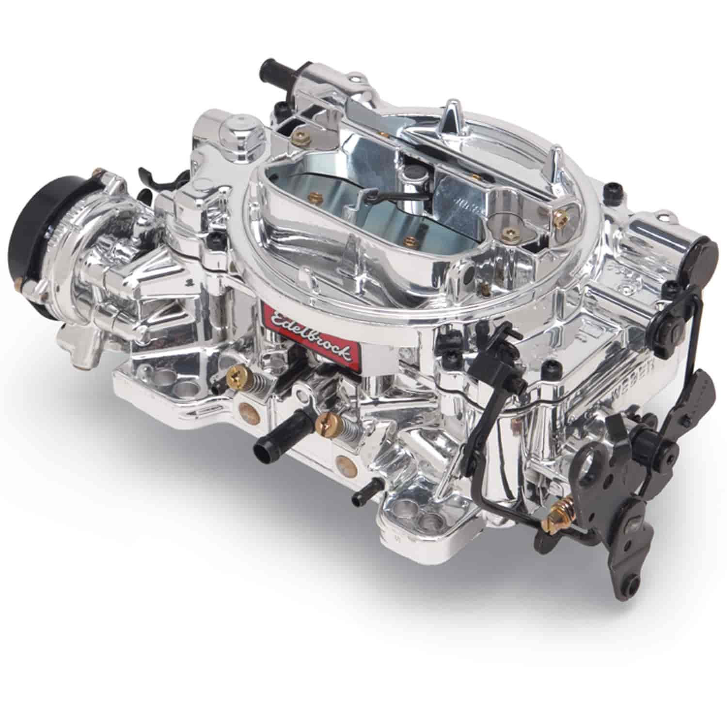 Edelbrock 18014 - Edelbrock Thunder Series AVS Carburetors