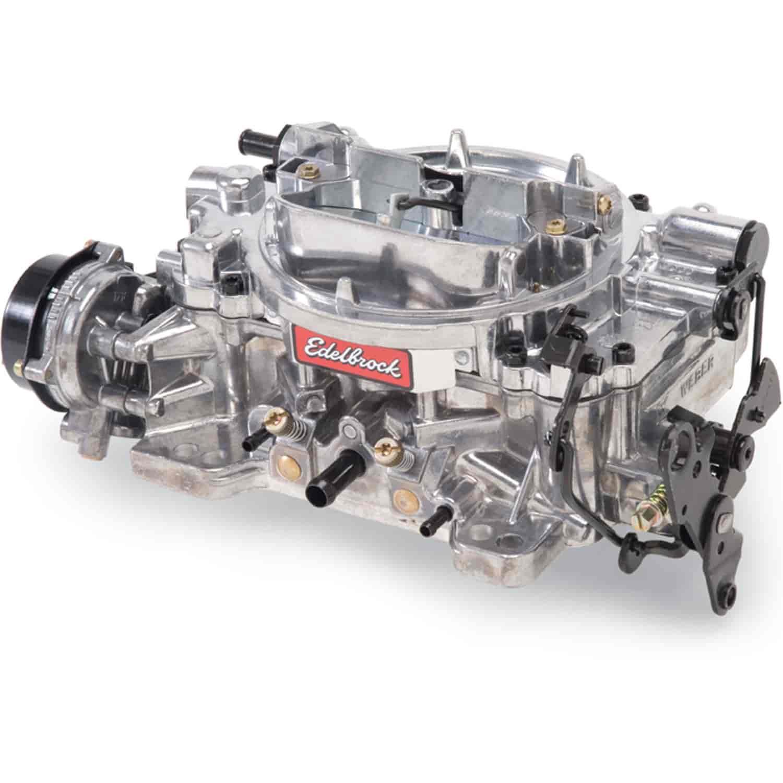 Edelbrock Remanufactured Thunder Series AVS 650 cfm Carburetor with  Electric Choke