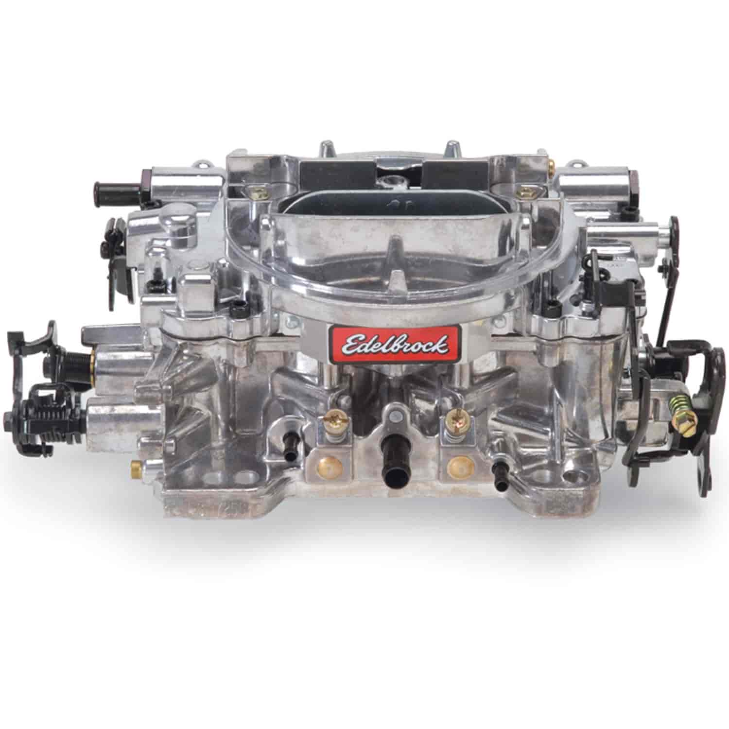 Edelbrock 1802 Thunder Series Avs 500 Cfm Carburetor With Manual 1986 Chevy C20 Vacuum Diagram Wiring Schematic Choke