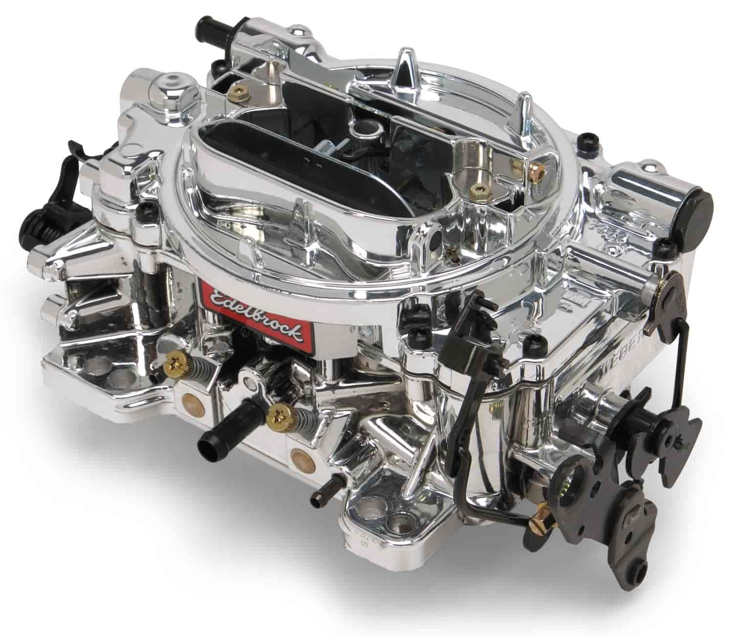 Edelbrock 18024 - Edelbrock Thunder Series AVS Carburetors