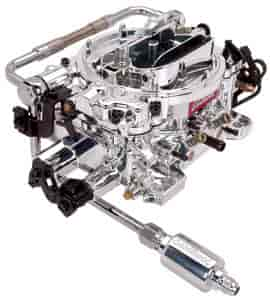 Edelbrock 18054K - Edelbrock Thunder Series AVS Carburetors