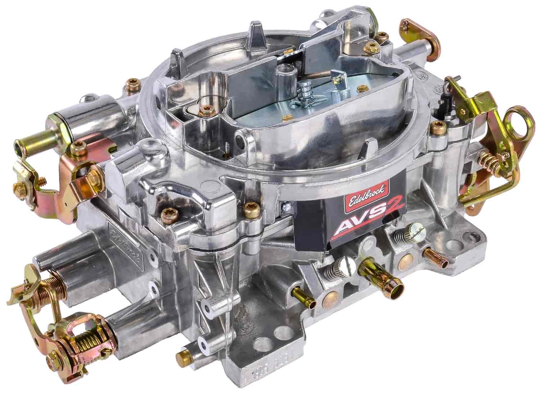 Edelbrock 1905 Avs2 650 Cfm Carburetor Jegs Ignition Circuit Diagram For The 1949 54 Nash All Models