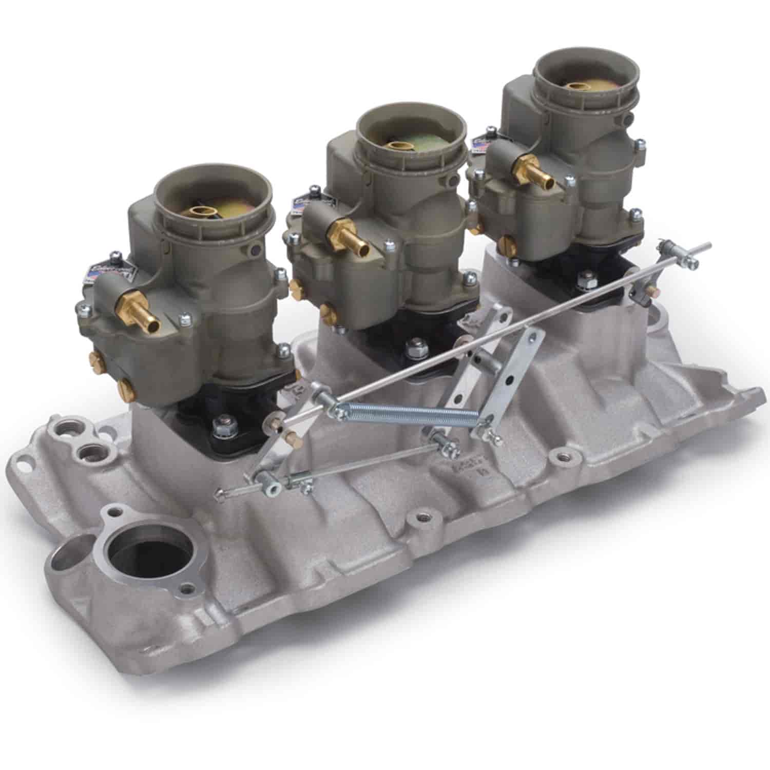 Edelbrock 2015 - Edelbrock 94 Two-Barrel Carburetors & Carb/Manifold Kits