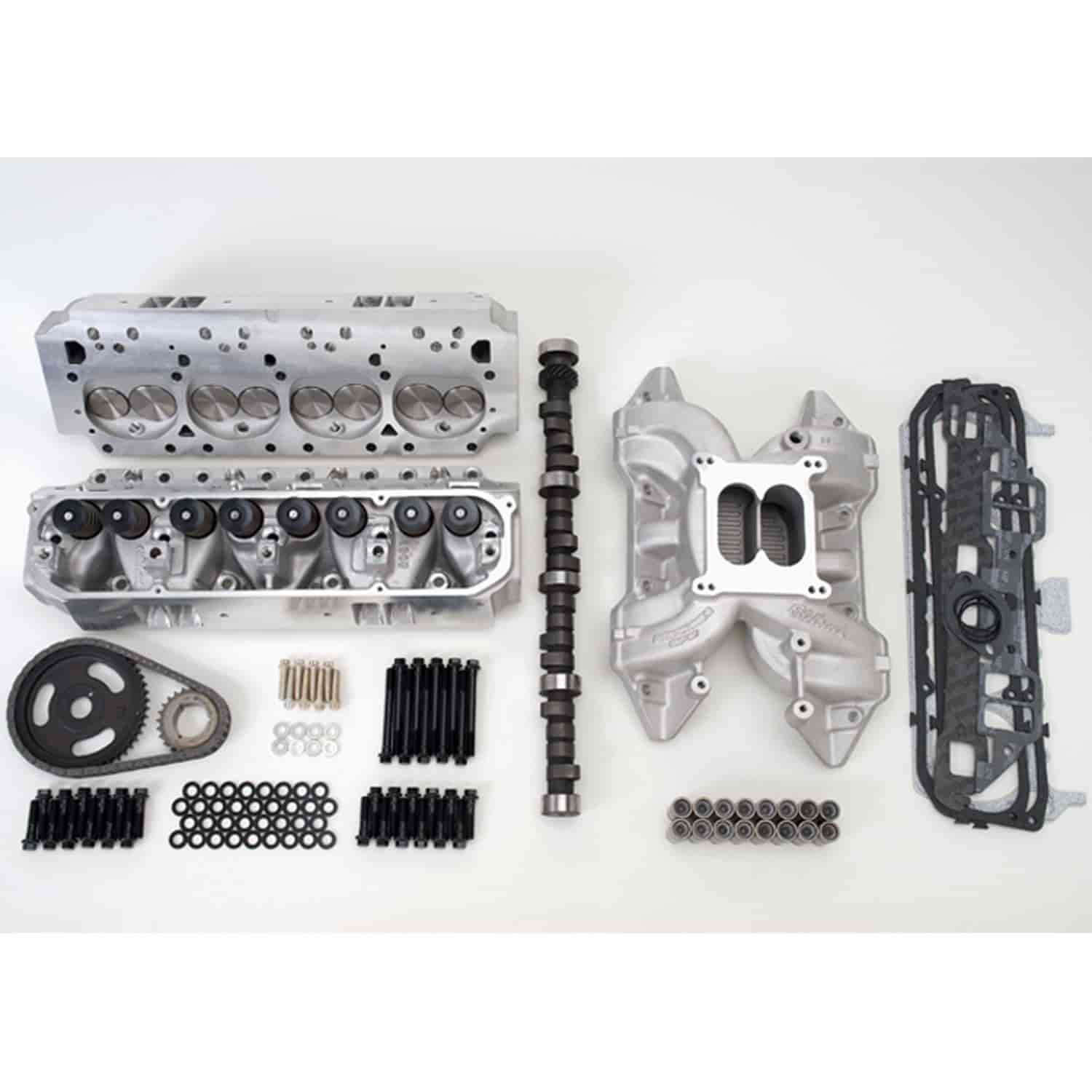 Edelbrock 2019 Rpm Power Package Top End Kit Small Block: Edelbrock 2049: RPM Power Package Top End Kit For 1967