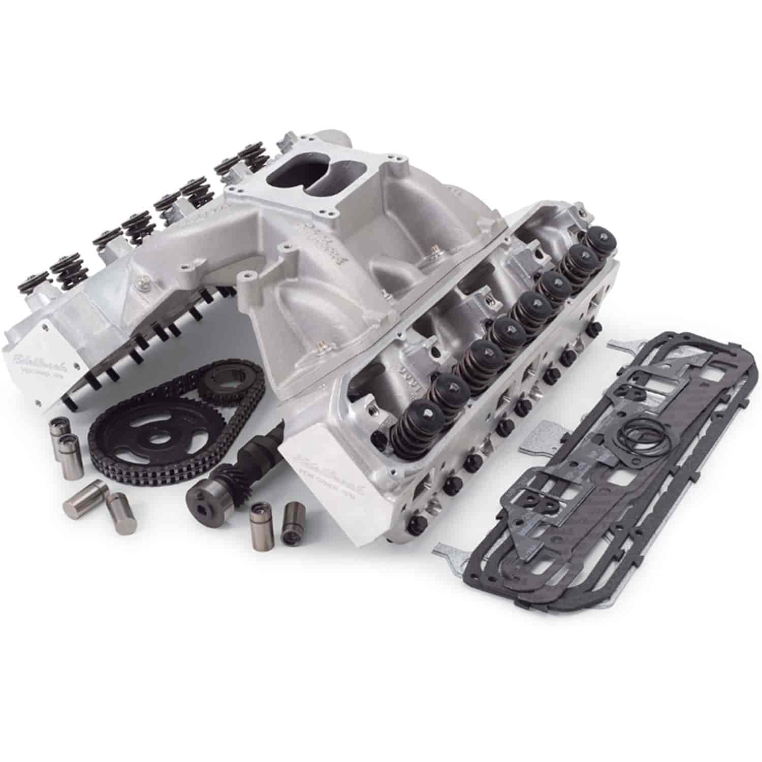 Edelbrock 2087 - Edelbrock Power Package Top End Kits