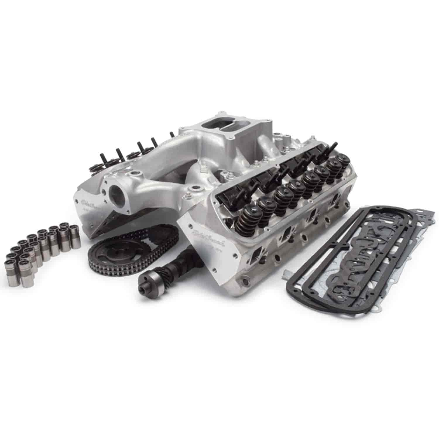 Edelbrock 2091 - Edelbrock Power Package Top End Kits