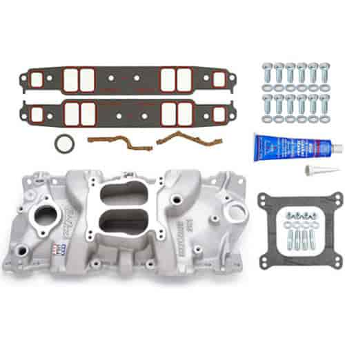 Edelbrock 2101K: Performer Intake Manifold For SBC With