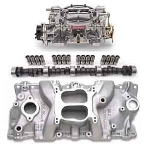 Edelbrock 2101PK4 - Edelbrock Performer Power Packages