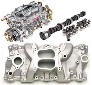 Edelbrock 2104PK - Edelbrock Performer Power Packages