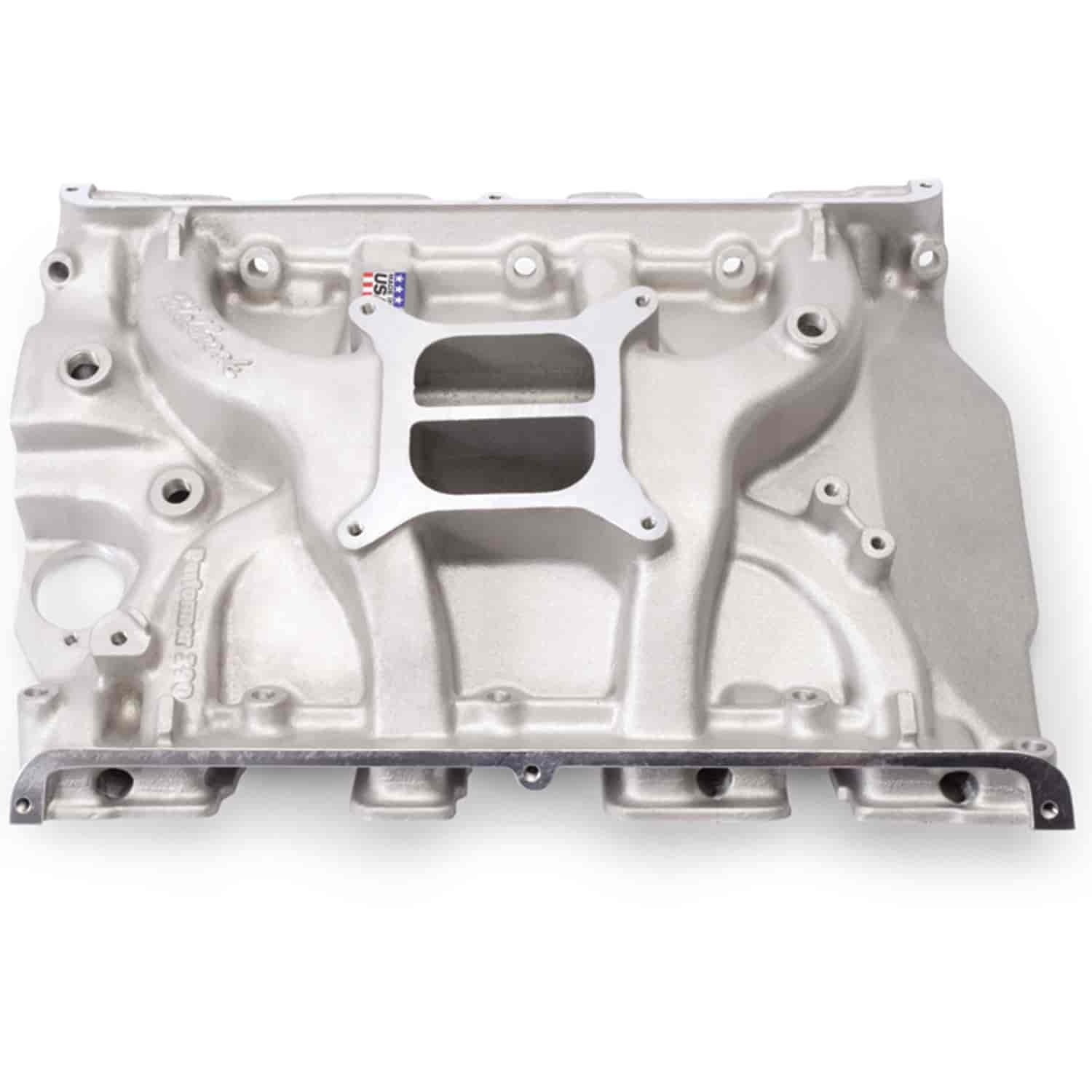 Edelbrock 2105 - Edelbrock Performer Manifolds for Ford