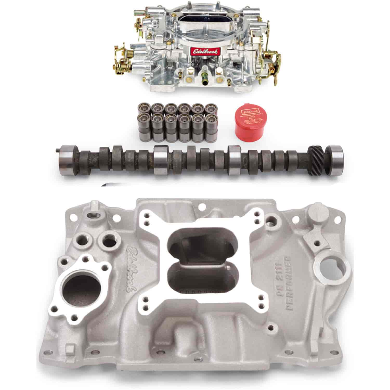 Edelbrock 2111PK - Edelbrock Performer Power Packages