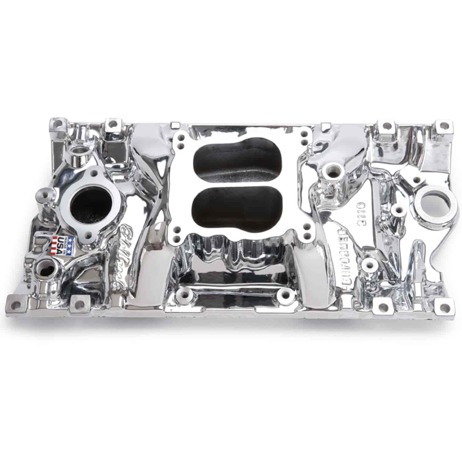 Edelbrock 21164 - Edelbrock Performer Intake Manifolds for Chevy