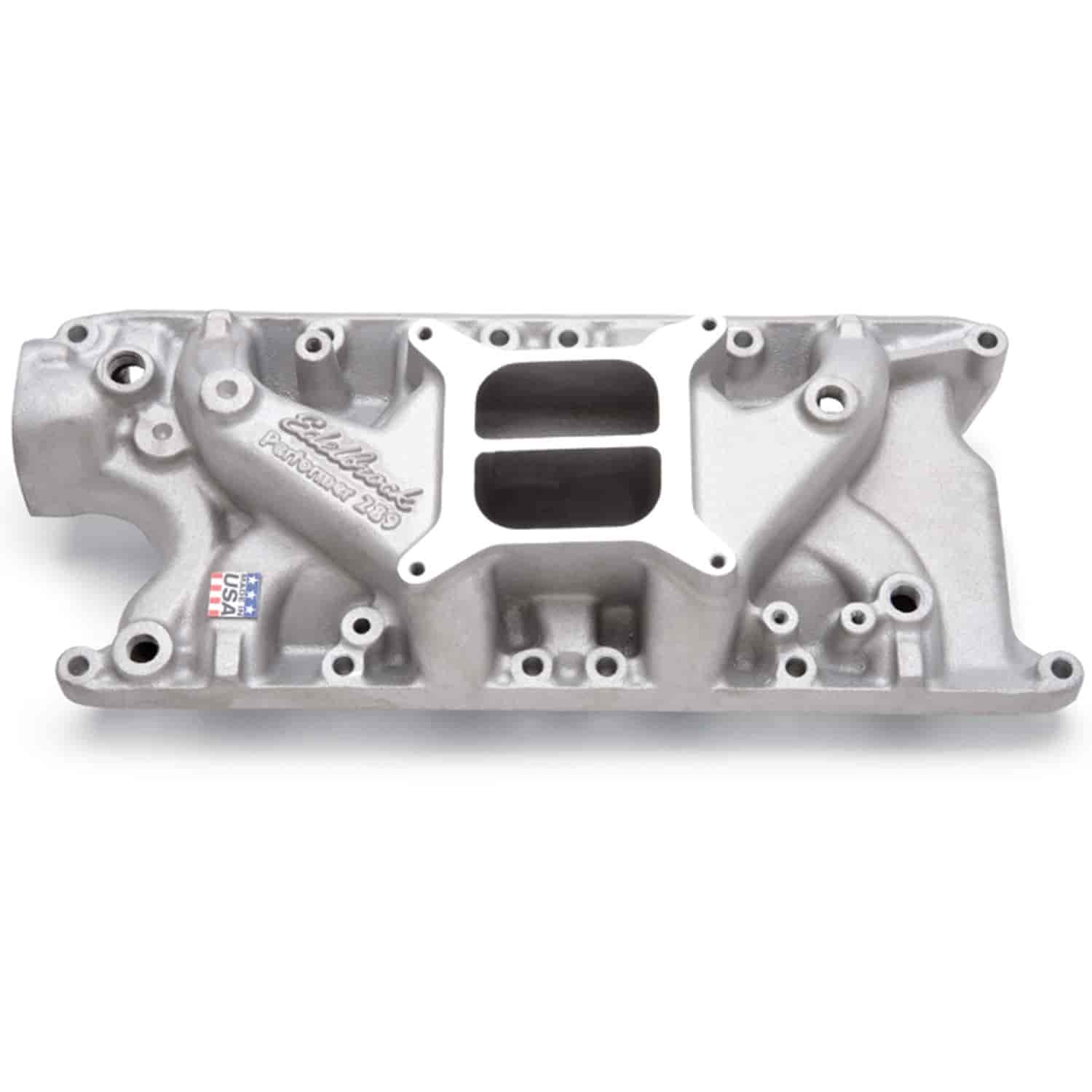 Edelbrock 2121 - Edelbrock Performer Manifolds for Ford