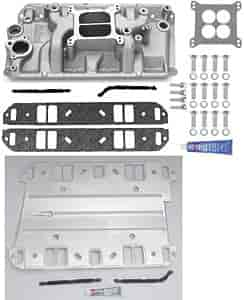 Edelbrock 2131K - Edelbrock Performer Manifolds for AMC