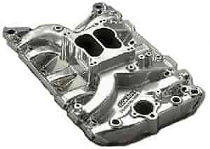 Edelbrock 21511 - Edelbrock Performer Manifolds for Olds