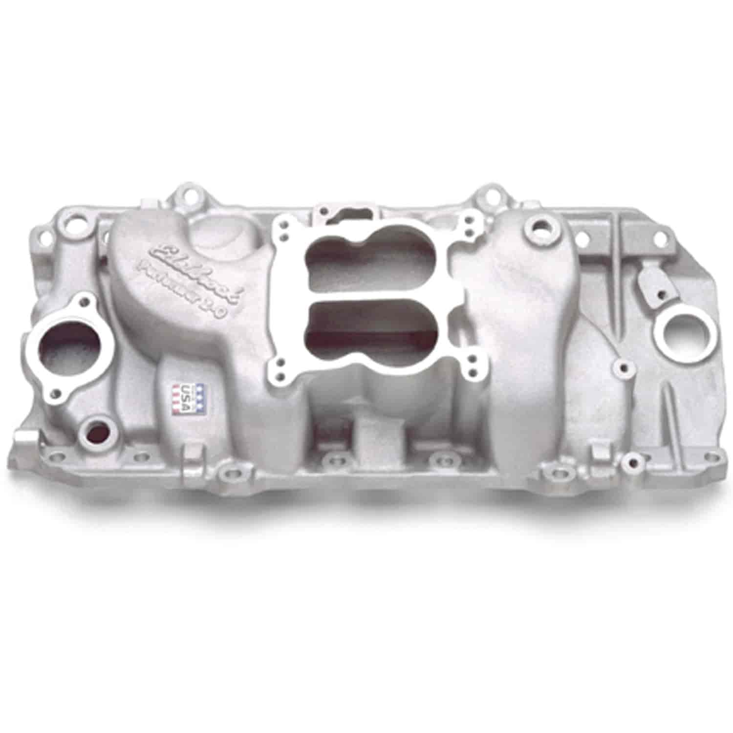 Edelbrock 2161 - Edelbrock Performer Intake Manifolds for Chevy
