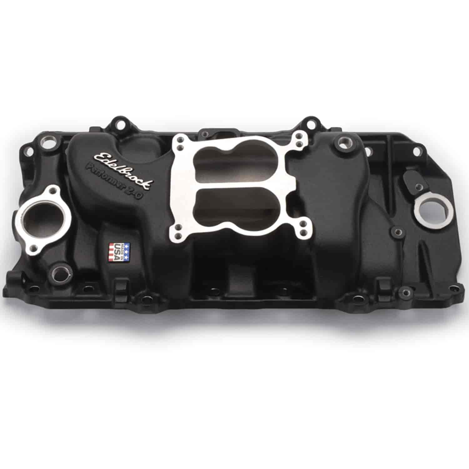 Edelbrock 21613 - Edelbrock Performer Intake Manifolds for Chevy