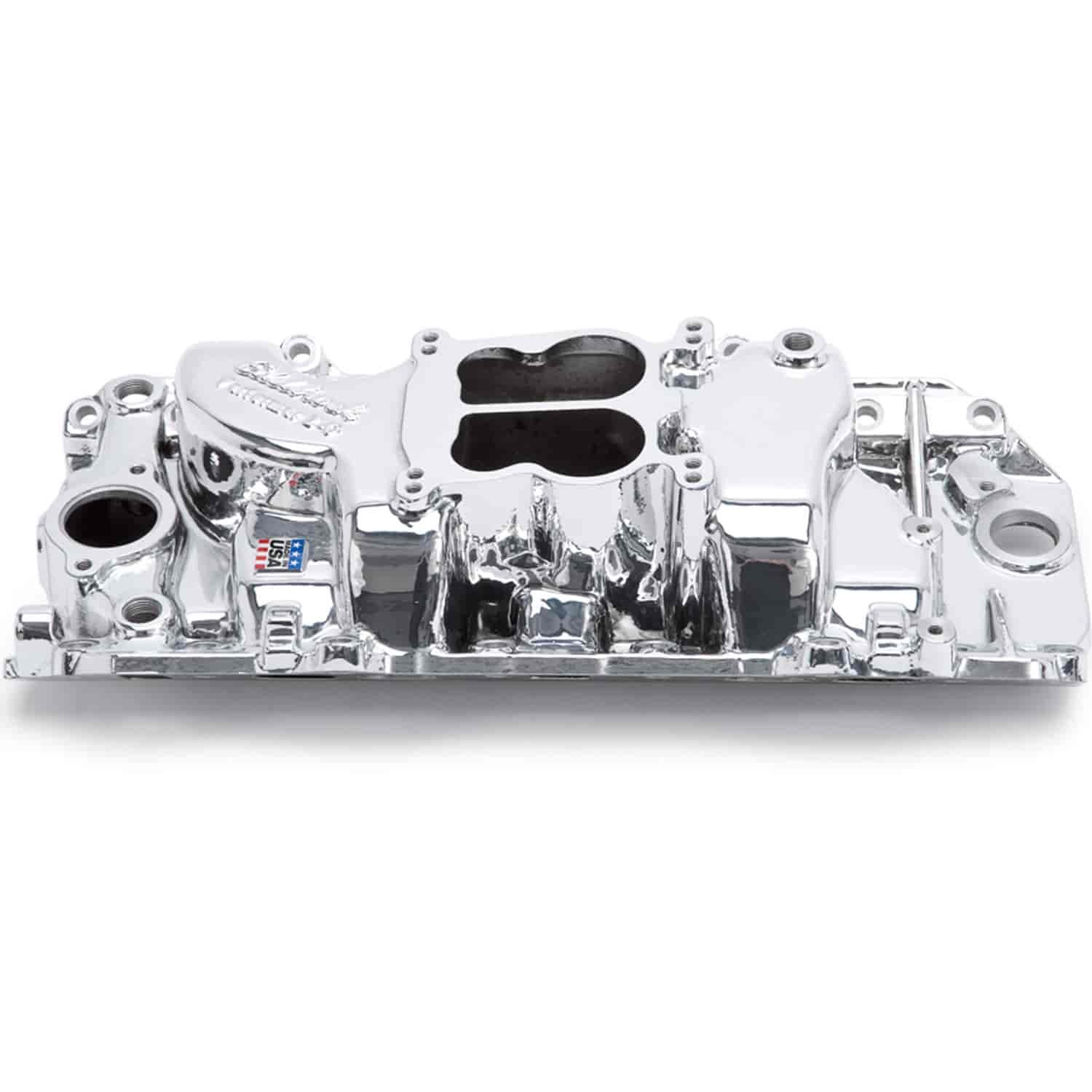 Edelbrock 21614 - Edelbrock Performer Intake Manifolds for Chevy