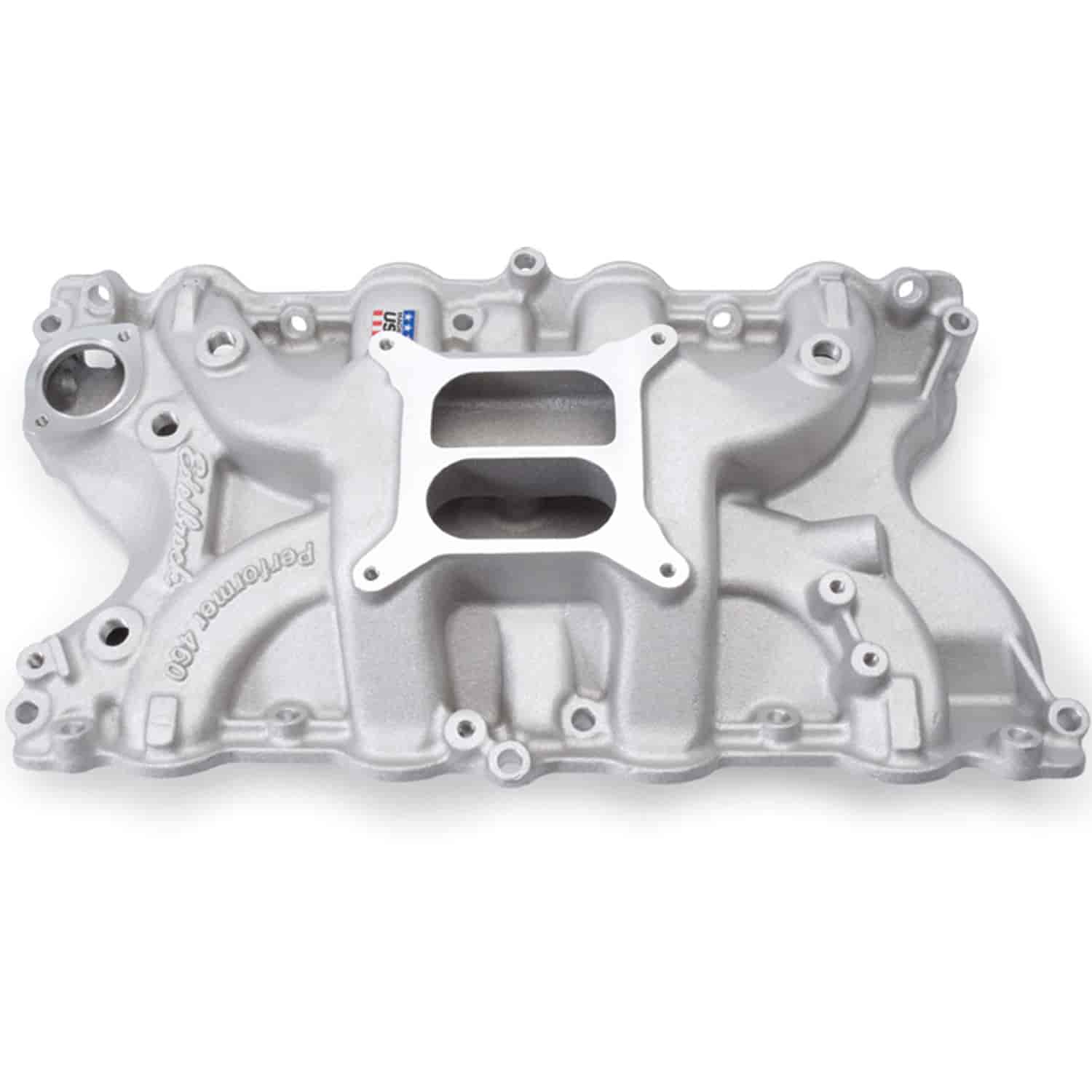 Edelbrock 2166 - Edelbrock Performer Manifolds for Ford