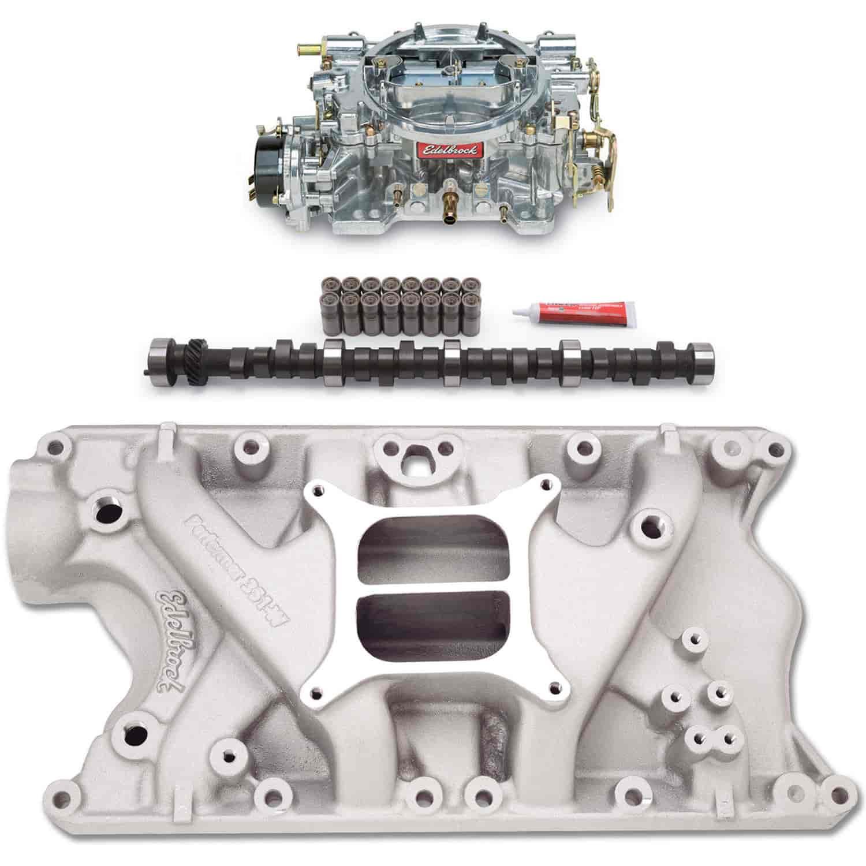 Edelbrock 351W Ford Performer Power Package Kit