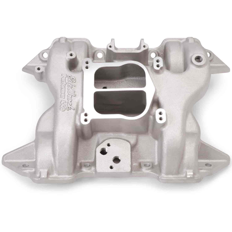 Edelbrock 2191 Performer 440 Intake Manifold Chrysler 413 440ci Jegs One Wire Alternator Conversion Diagram