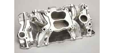 Edelbrock 26011 - Edelbrock Performer Air-Gap Intake Manifold for Chevy
