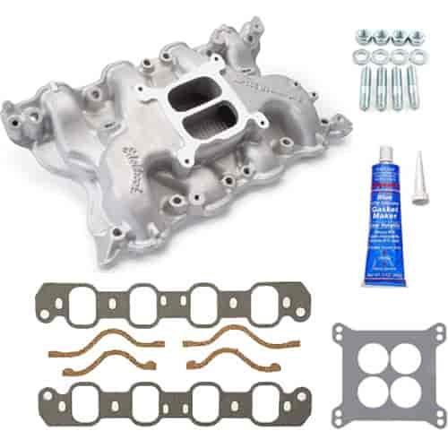 Edelbrock 2665K - Edelbrock Performer Manifolds for Ford