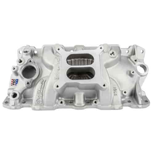 Edelbrock 2701 - Edelbrock Performer EPS Intake Manifolds for Chevrolet