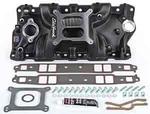 Edelbrock 27013K - Edelbrock Performer EPS Intake Manifolds for Chevrolet