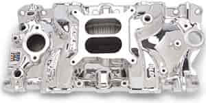 Edelbrock 27014 - Edelbrock Performer EPS Intake Manifolds for Chevrolet