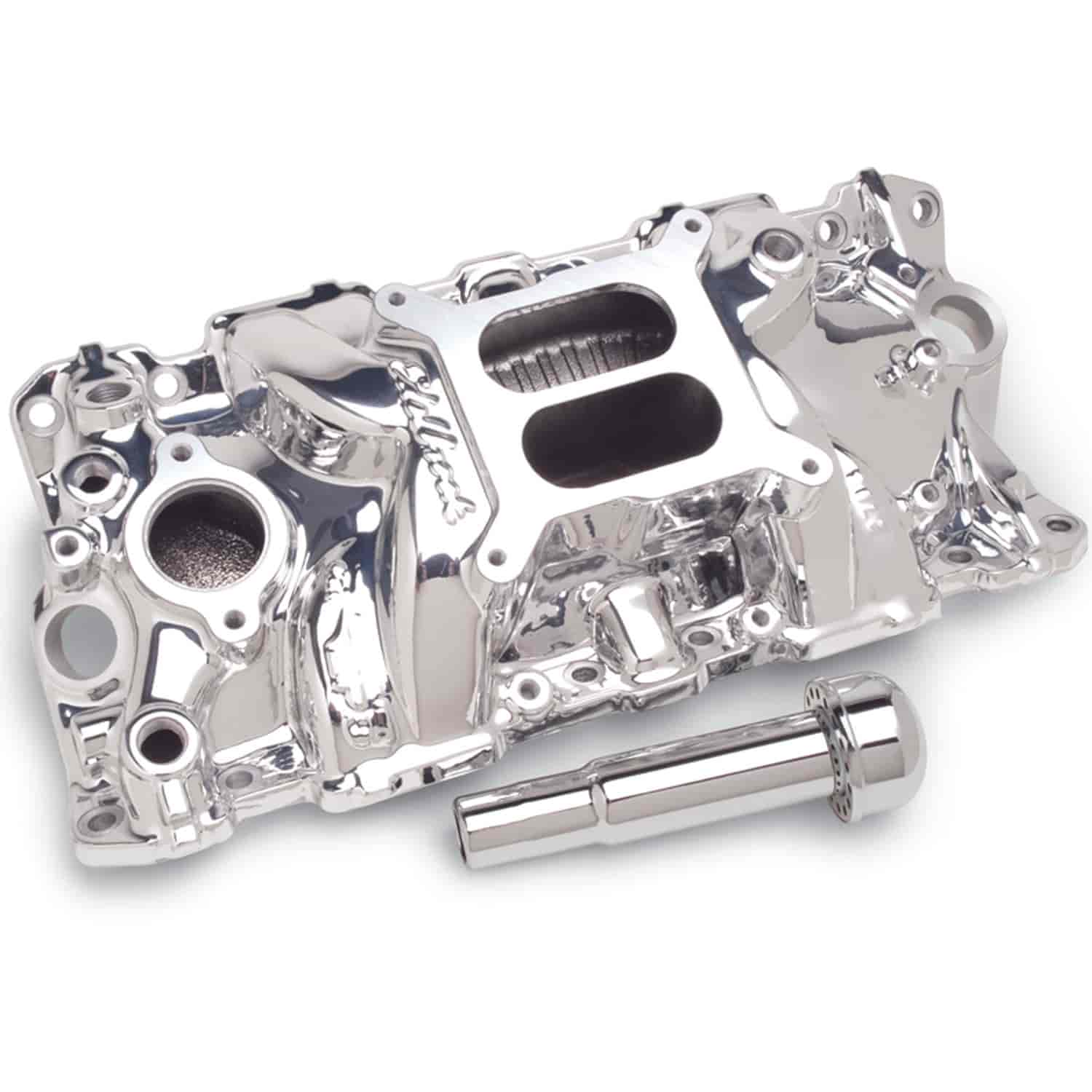 Edelbrock 27034 - Edelbrock Performer EPS Intake Manifolds for Chevrolet