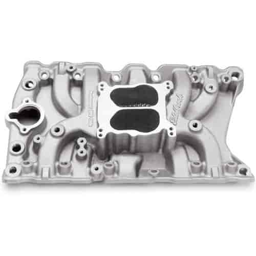 Edelbrock 27111 - Edelbrock Performer Manifolds for Olds