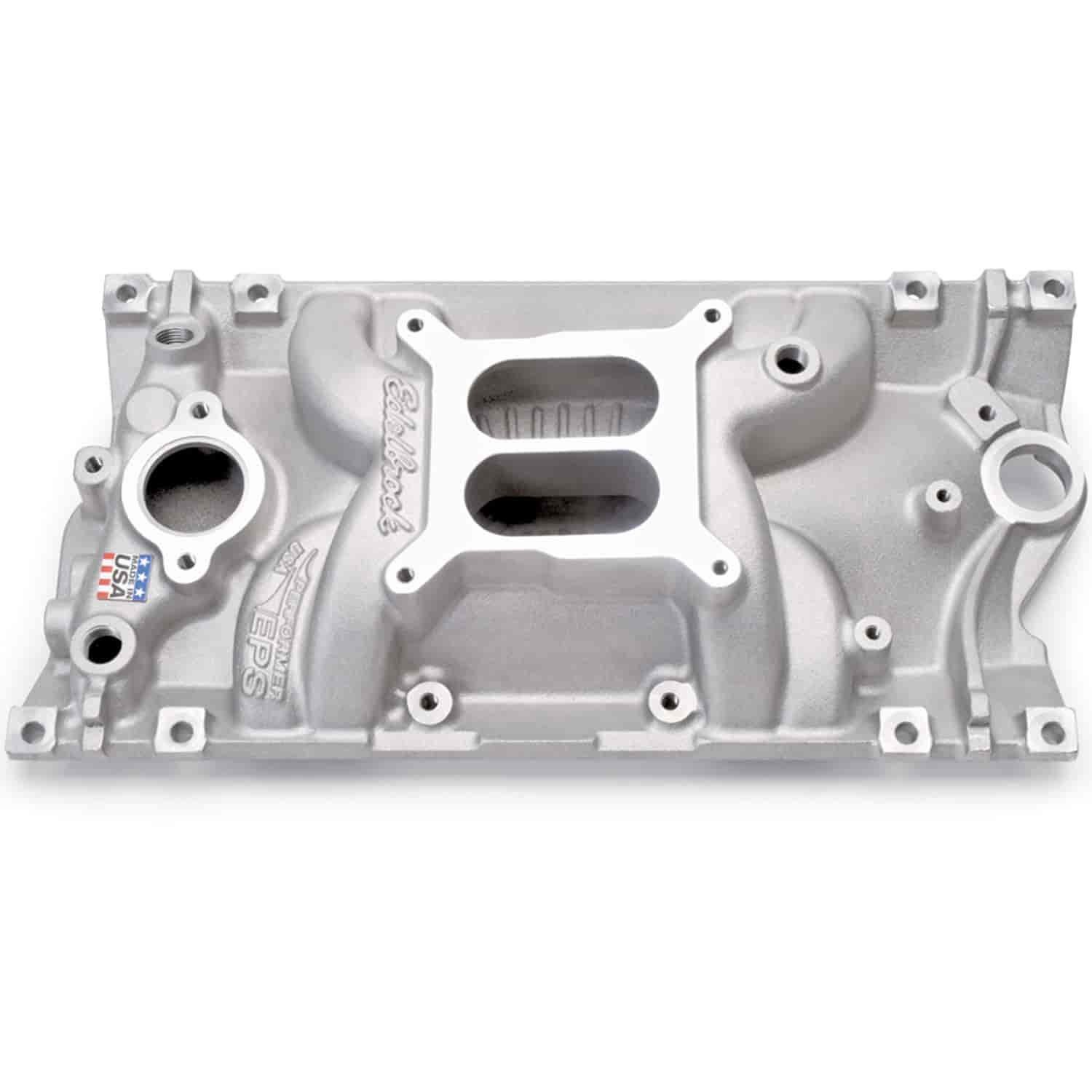 Edelbrock 2716 - Edelbrock Performer EPS Intake Manifolds for Chevrolet