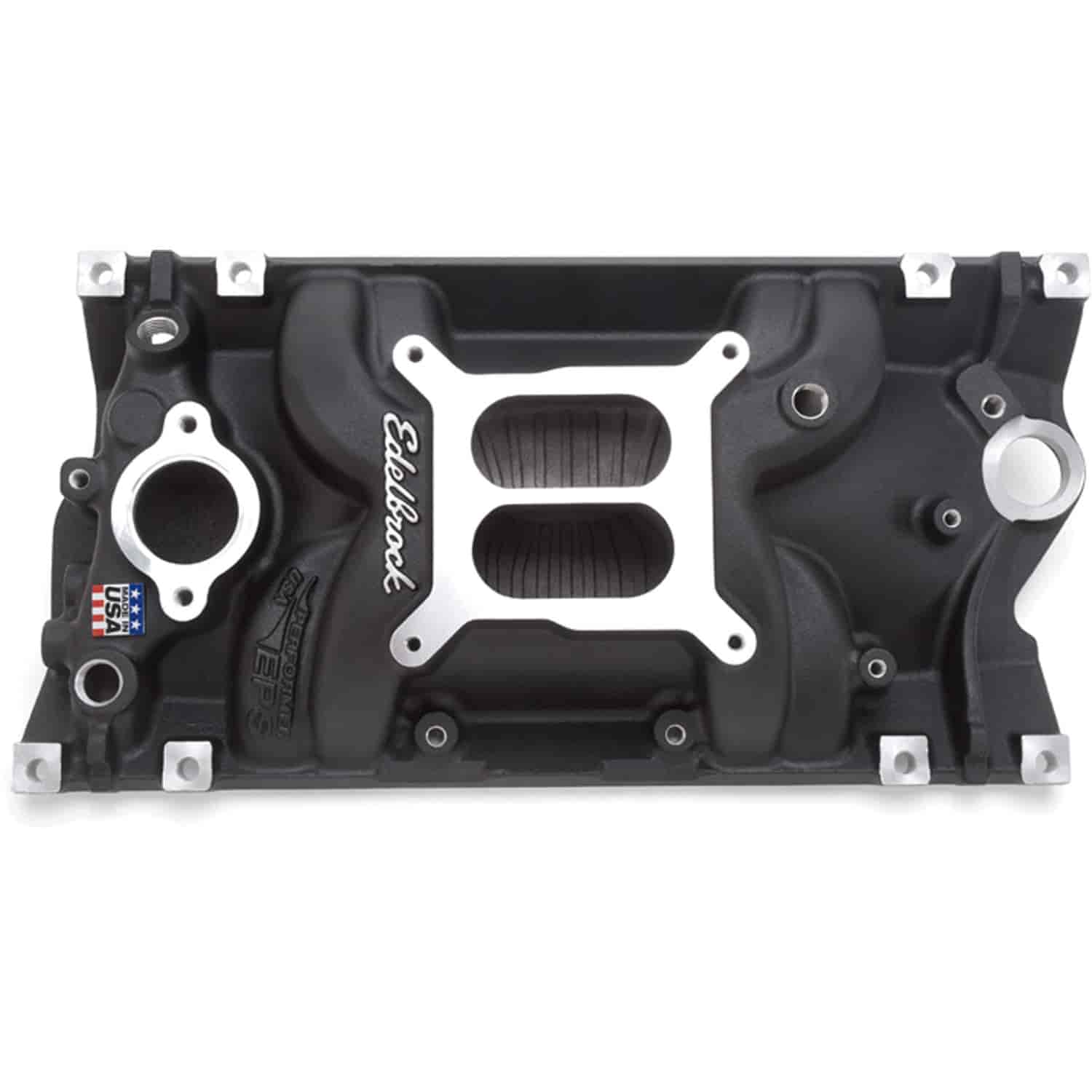 Edelbrock 27163 - Edelbrock Performer EPS Intake Manifolds for Chevrolet